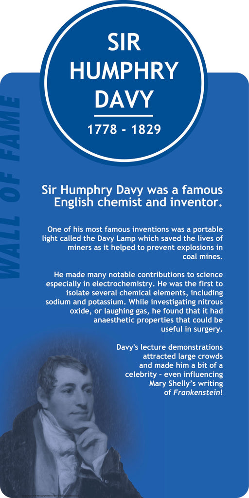 Humphry Davy Sign