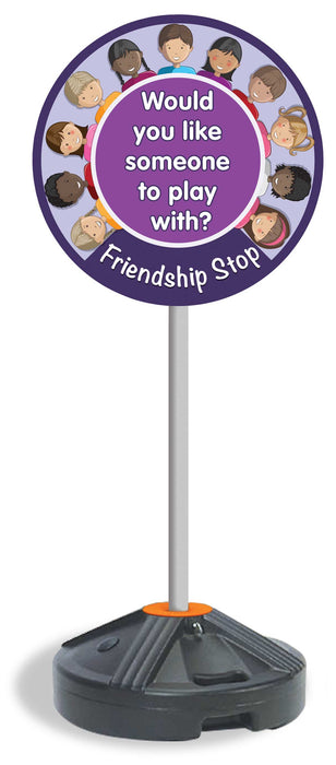 Friendship Stop Bus Stop