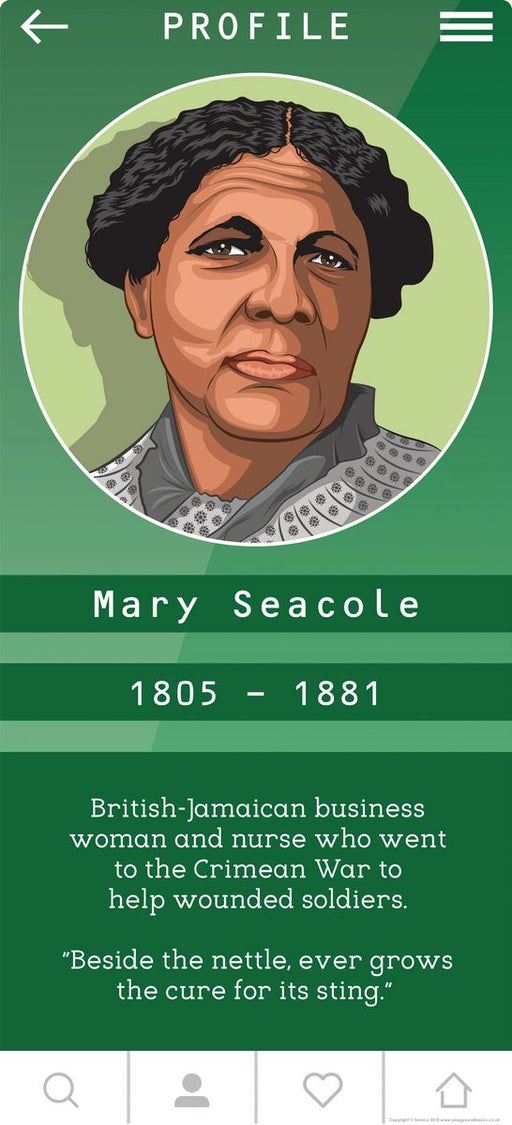 Mary Seacole Sign