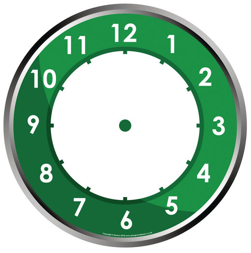Interactive Whiteboard Clock