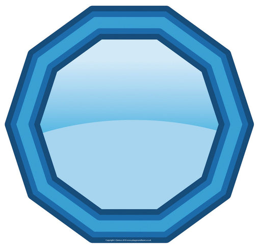 Decagon Mirror