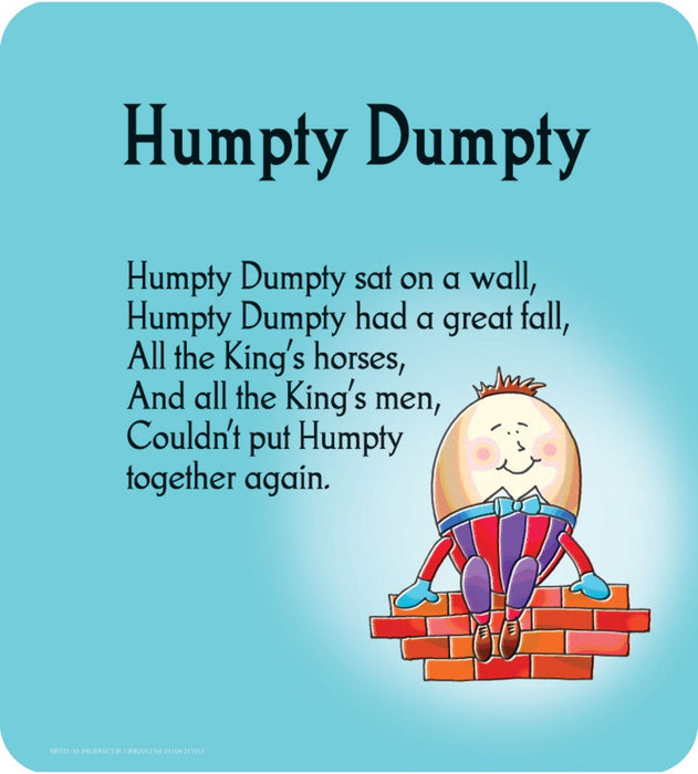 Humpty Dumpty Sign