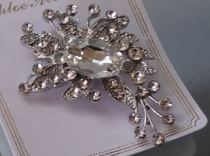 Bling Queen Brooch 4