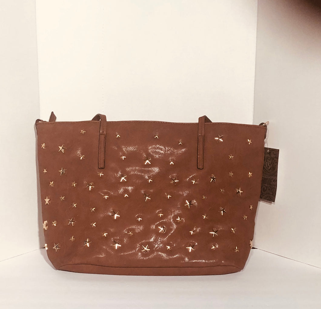 Star Queen Bag- Brown