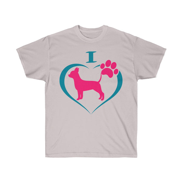 I Love Chihuahuas Ultra Cotton T-Shirt