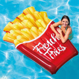 French Fries Inflatable Floatie