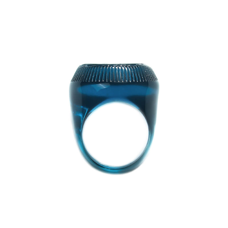 NEW IN Bottlestop Ring Classic Blue