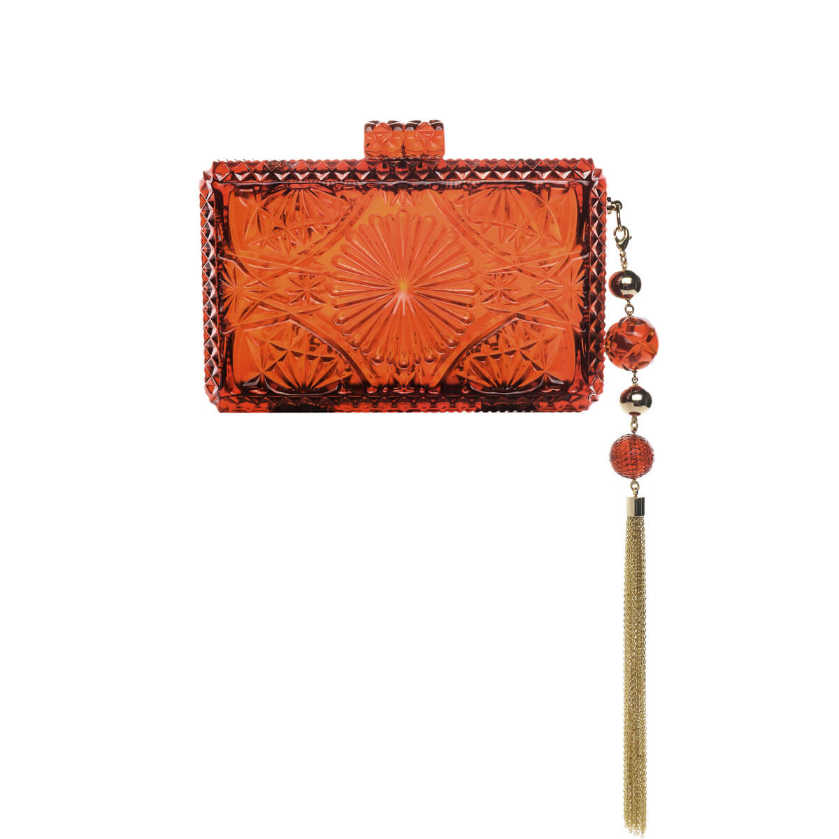 douglaspoon amber clutch