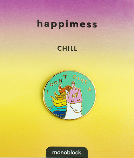 Pin - Happimess - Chill