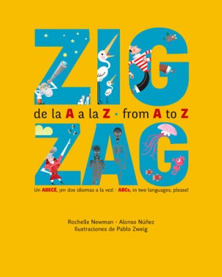 Zigzag. De la A a la Z, from A to Z