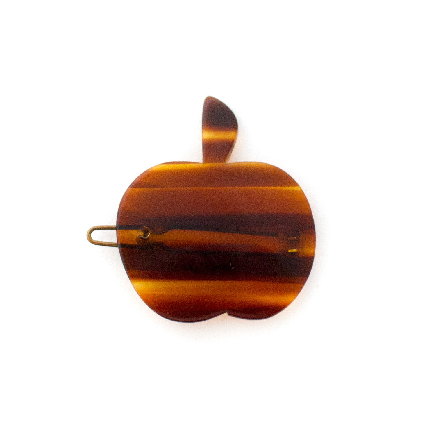 Vintage Apple Barrette