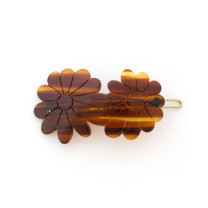 Vintage Flower Power Barrette