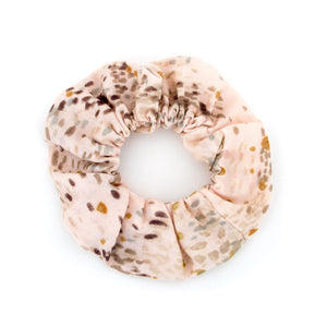 Neutral Spot Scrunchie