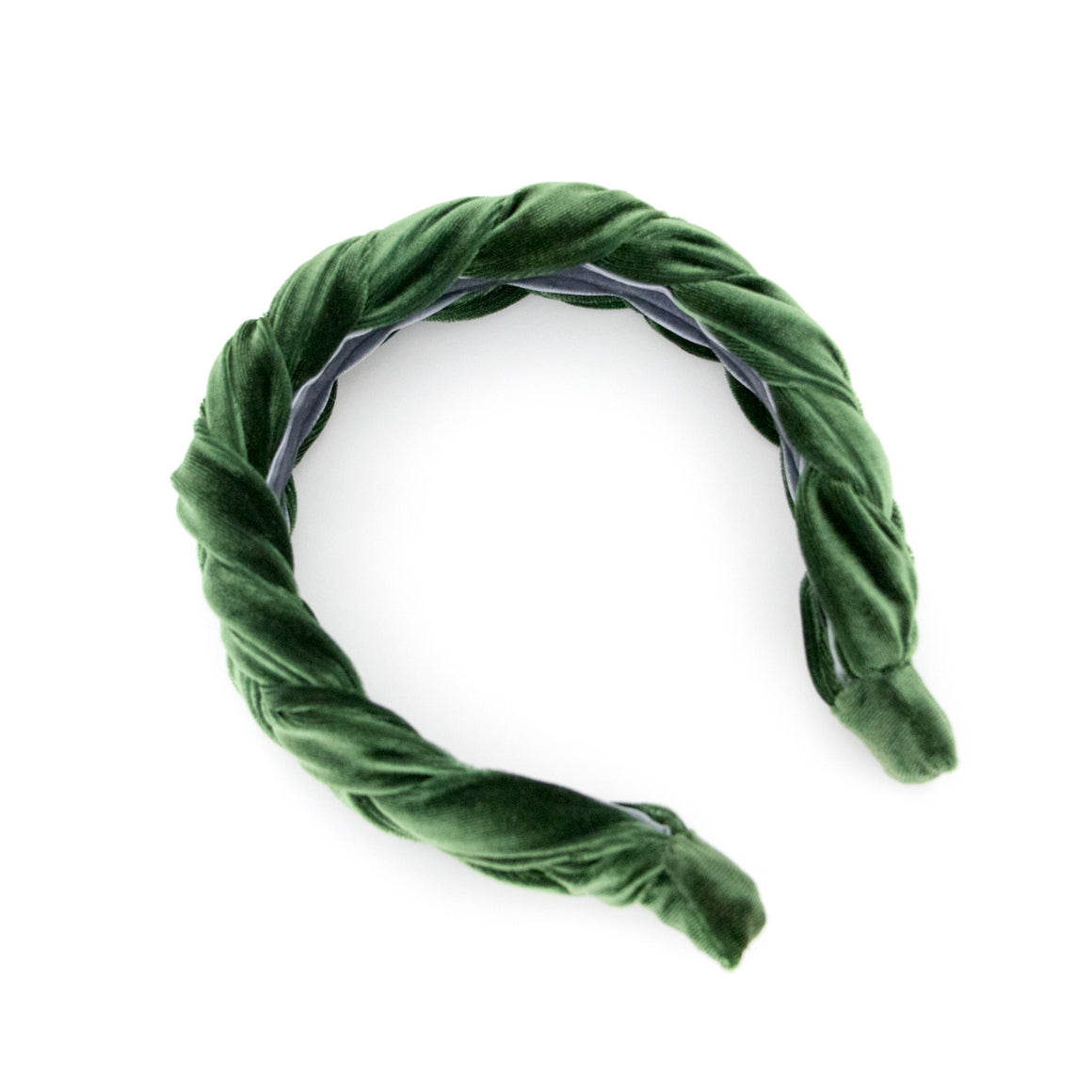Forest Braided Headband