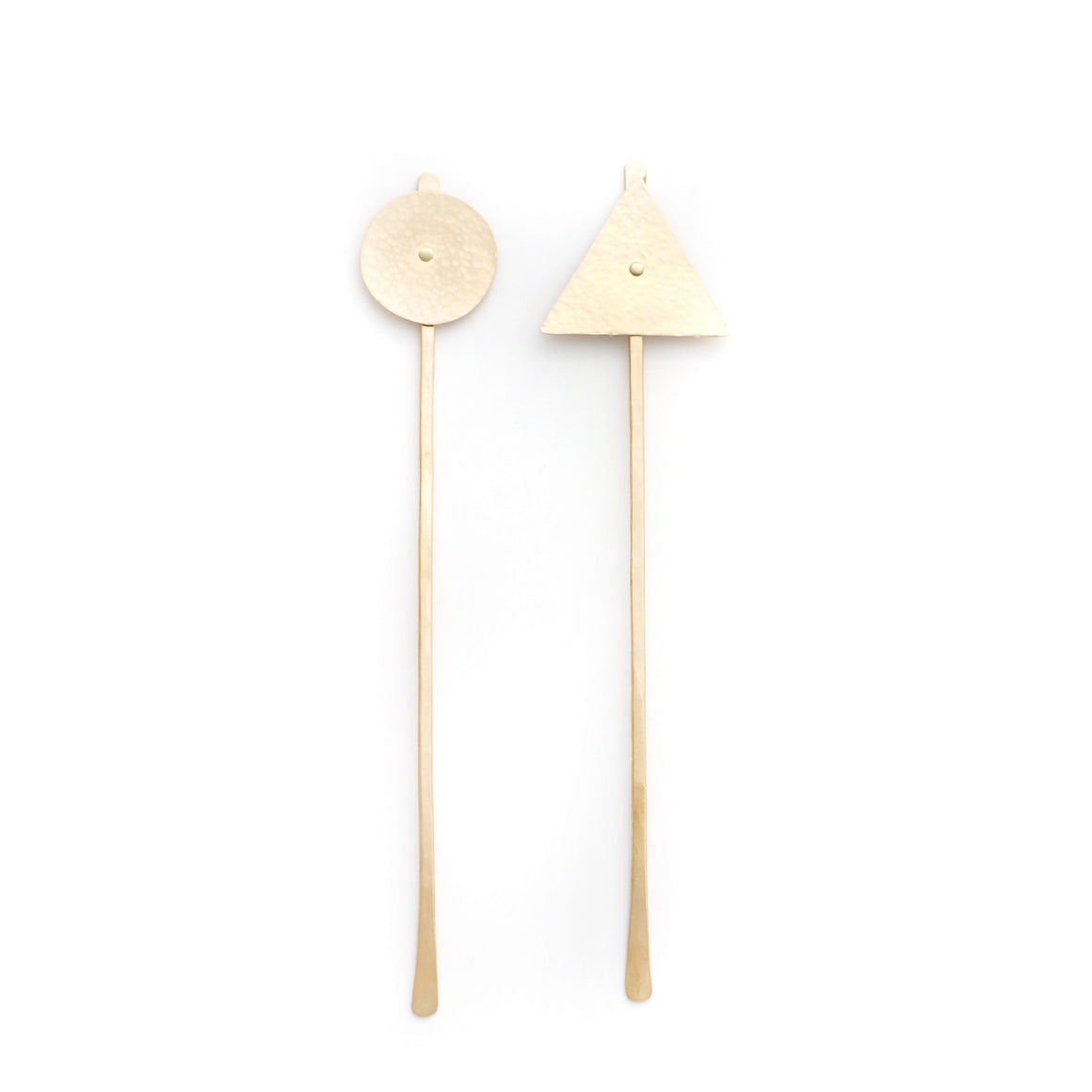 Geometric Hair Sticks
