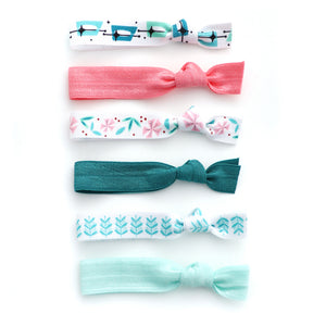 The Retro Hair Tie Package