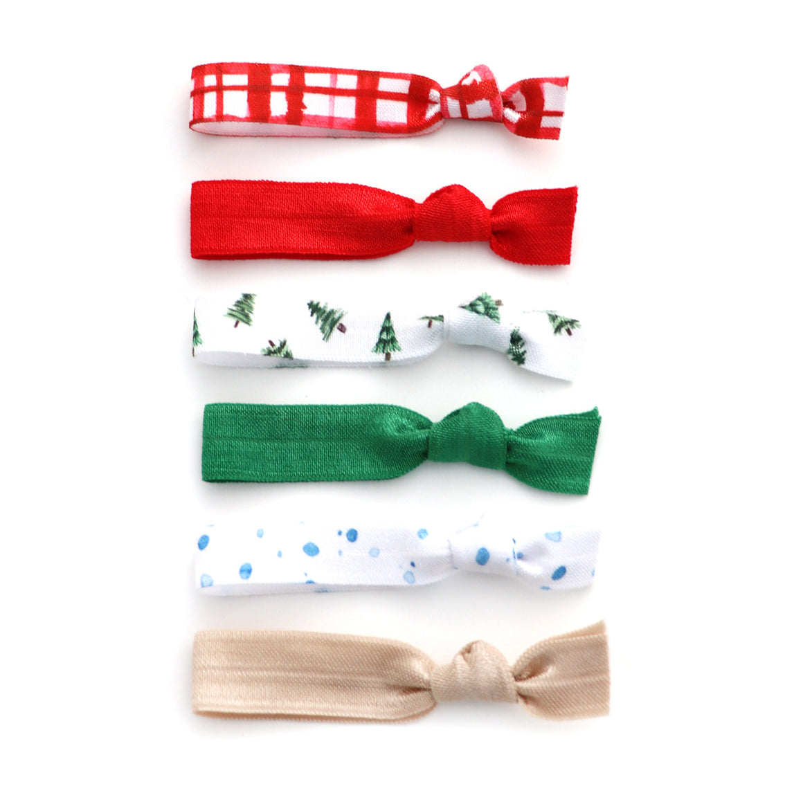 The Festive Hair Tie Package