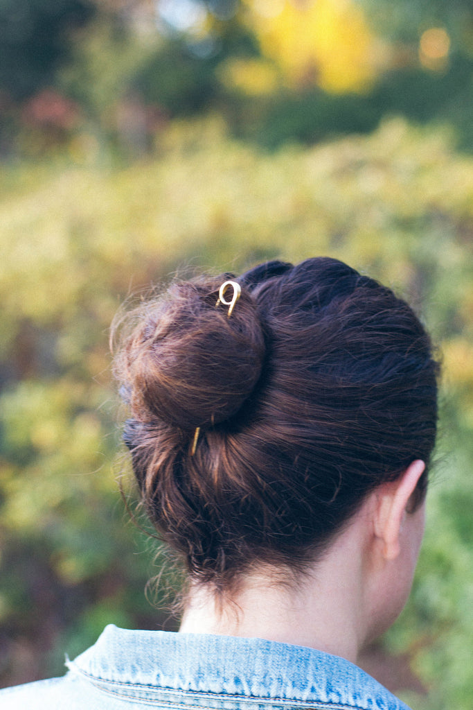 Loop Textured Hair Pins