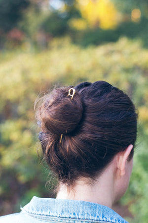 Loop Hair Pins