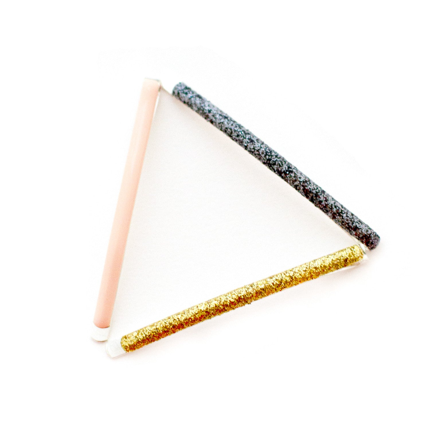 mane message glitter and enamel bobby pins. featured in popsugar must have box december 2016