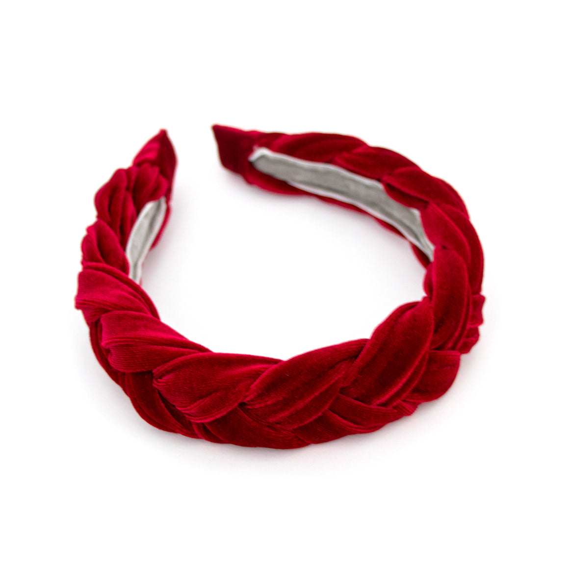 Ruby Braided Headband