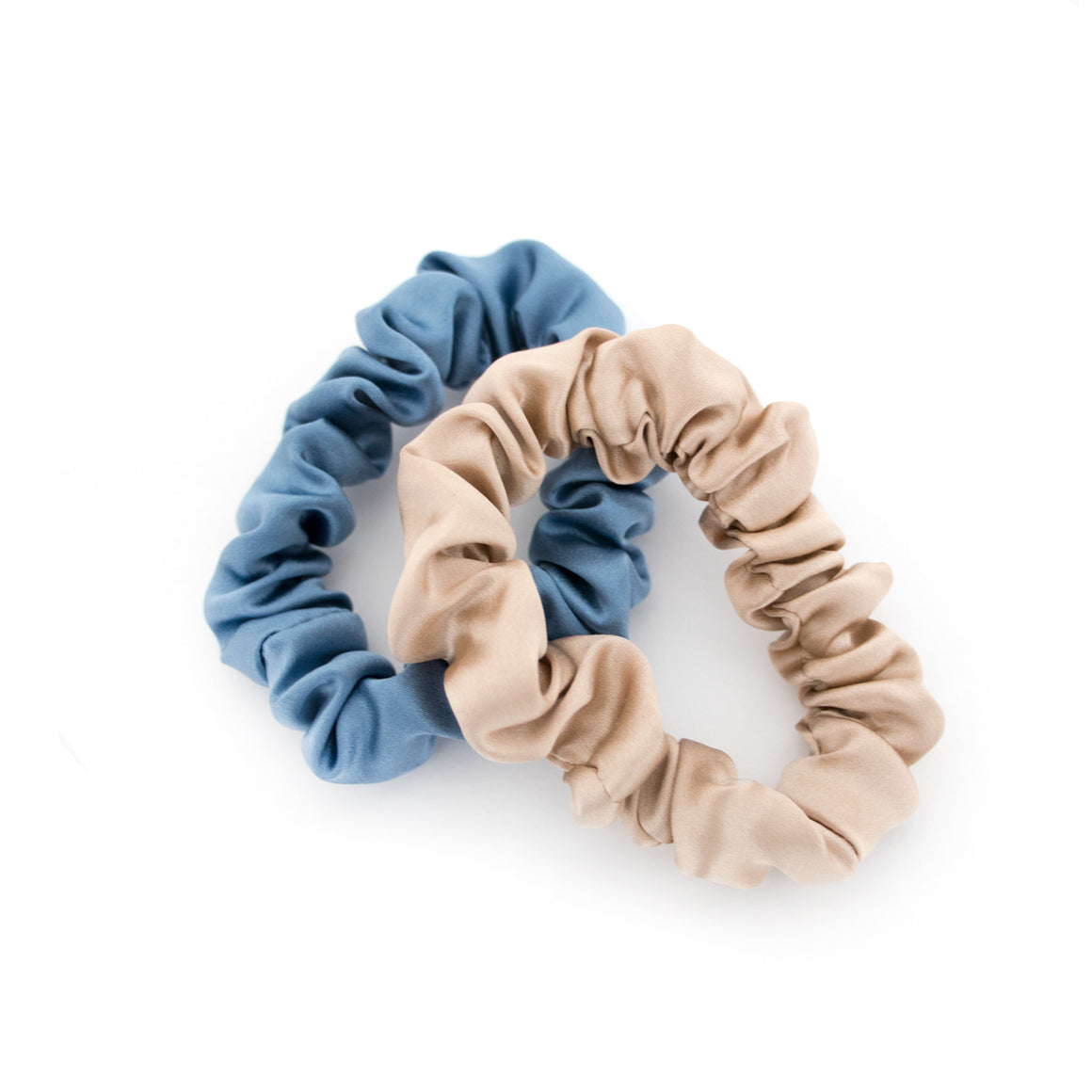 Sea Silk Scrunchies