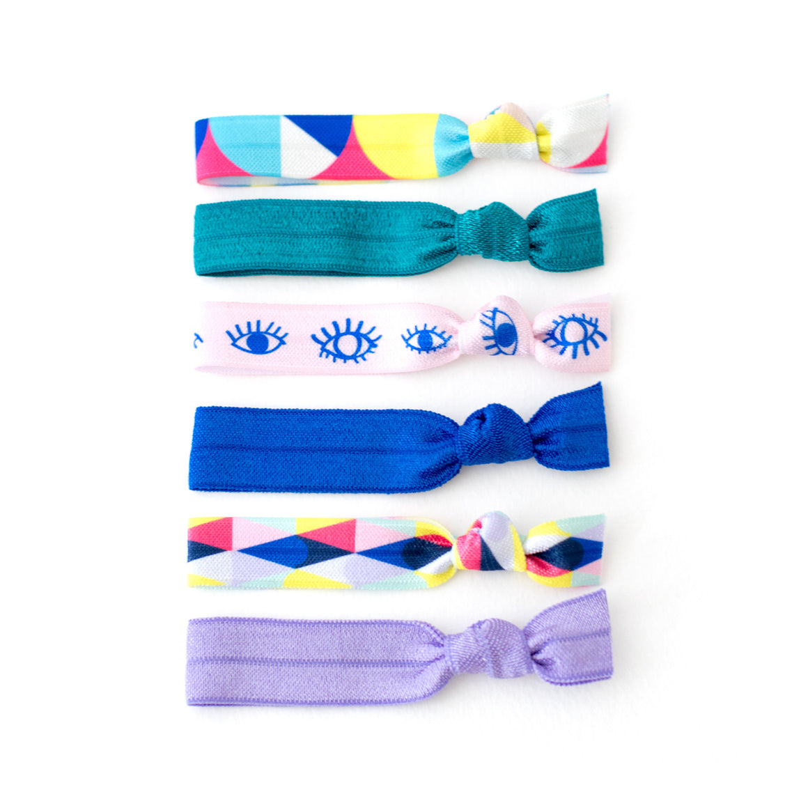 The Wink Hair Tie Package