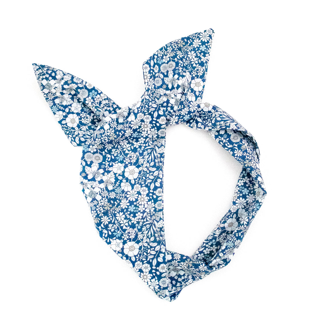 Blue Liberty of London Wire Headband