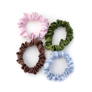 Fall 2020 Silk Scrunchies