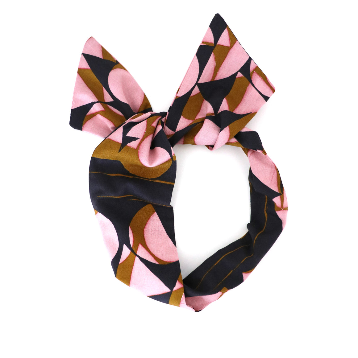 Rosie Geometric Wire Headband