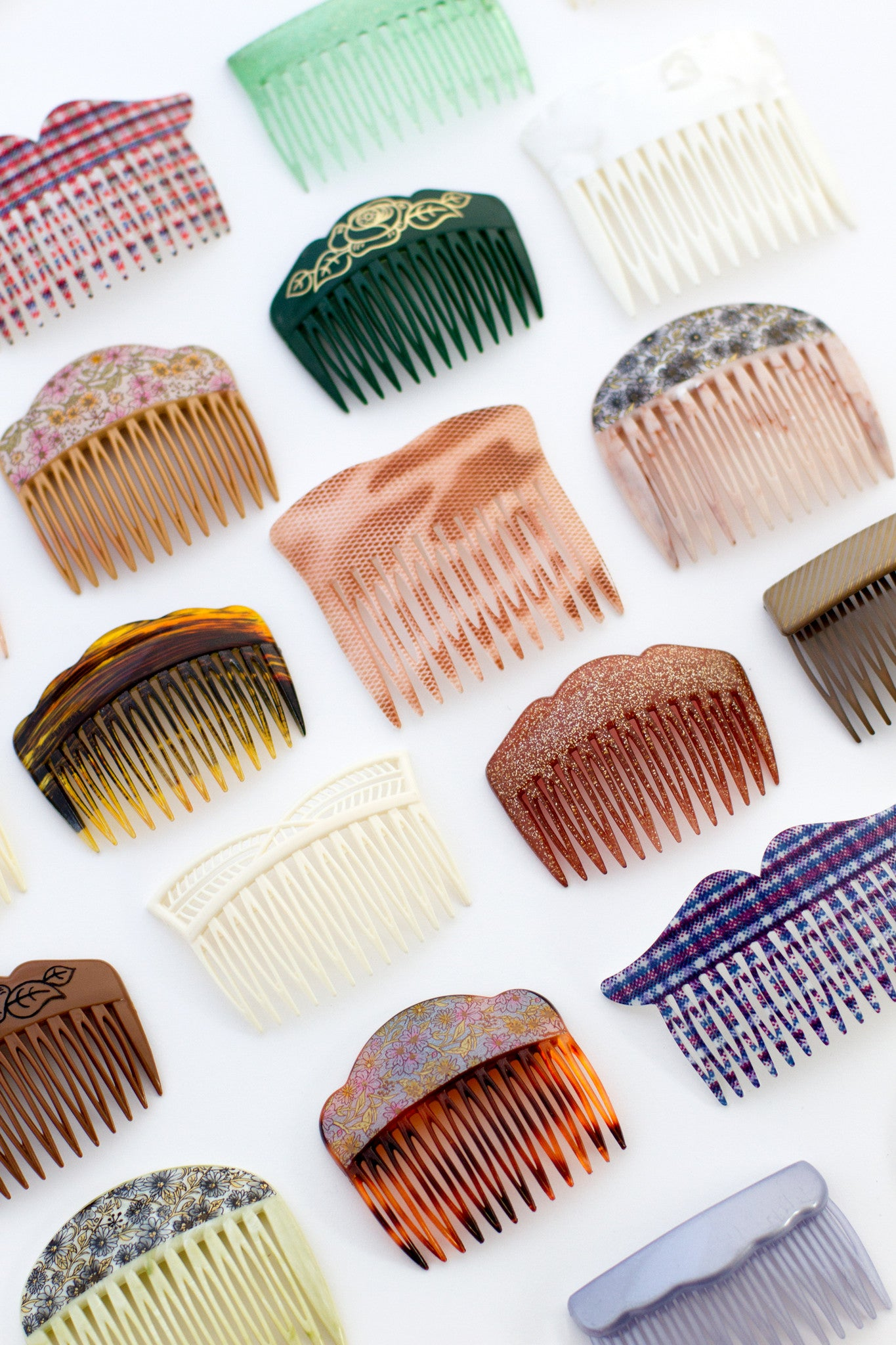 vintage combs made in france