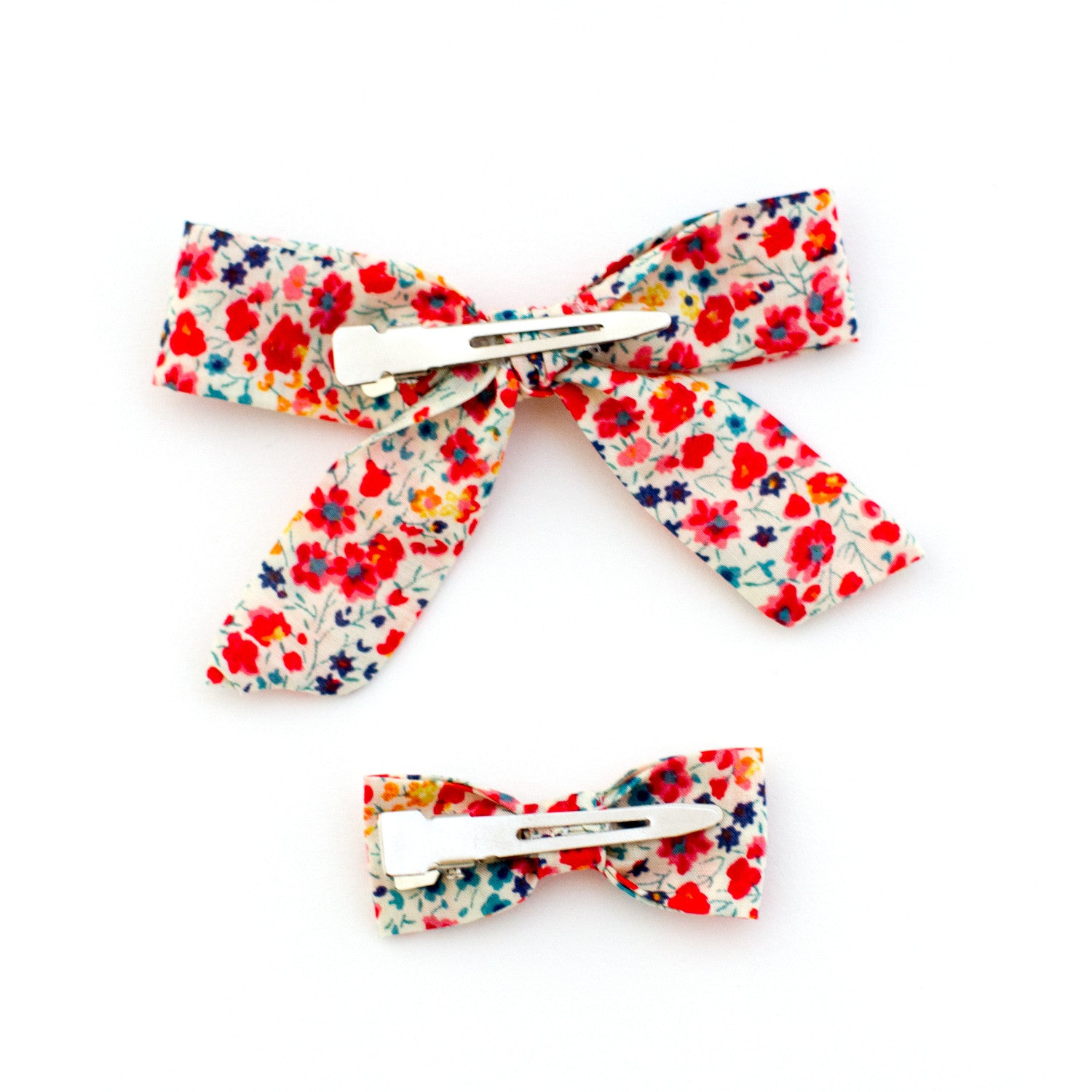 Warm Garden Liberty of London Baby Bows