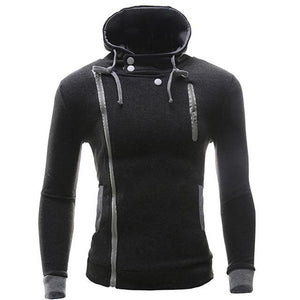 New Brand Sweatshirt Men Hoodies Fashion Solid Fleece Hoodie Mens Hip Hopdresskily-dresskily