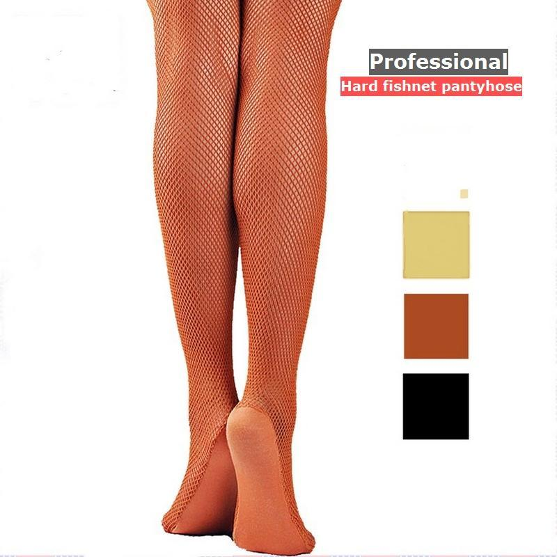 Hard network professional Latin fishnet stockings tights for Latin dance fishnet stockingsdresskily-dresskily