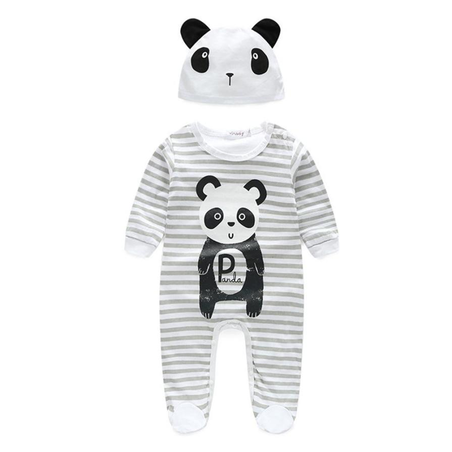kid's costume long sleeve animal baby romper suits unisex new born babiesdresskily-dresskily