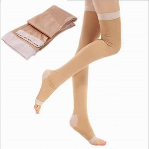 New Professional Medical 420D Compression Stockings for Women Health Anti Varicose Lycradresskily-dresskily