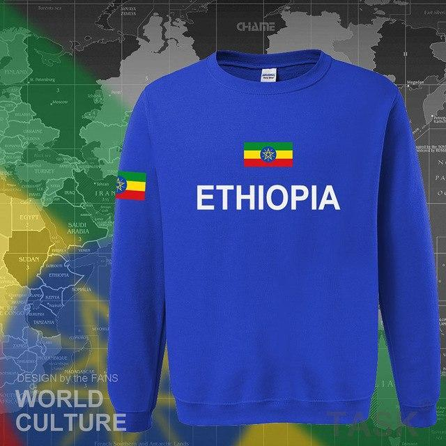 Ethiopia Ethiopian hoodies men sweatshirt sweat new hip hop streetwear clothing topsdresskily-dresskily