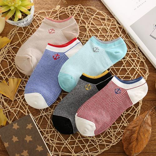 Lucidity Summer Cartoon Socks Woman Fashion Women's Socks Classic Brand All-Match Sockdresskily-dresskily