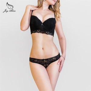 New Arrival Brand Bra set high quality lace underwear set thin comfortdresskily-dresskily