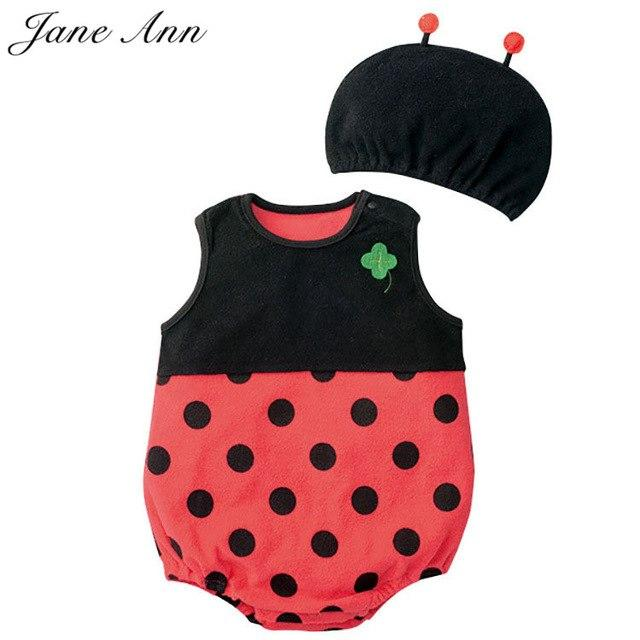 Watermelon baby bodysuit+hat Baby Boy Girl Summer Strawberry fruit animal Cotton Jumpsuitdresskily-dresskily