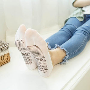 summer comfortable cotton girl women's socks ankle low female invisible color girldresskily-dresskily