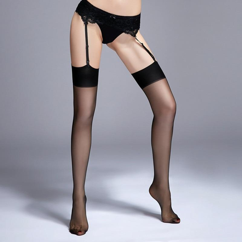 Sexy Nylon Stockings Female Erotic Lingerie Thigh High Stockings For Women Sexydresskily-dresskily