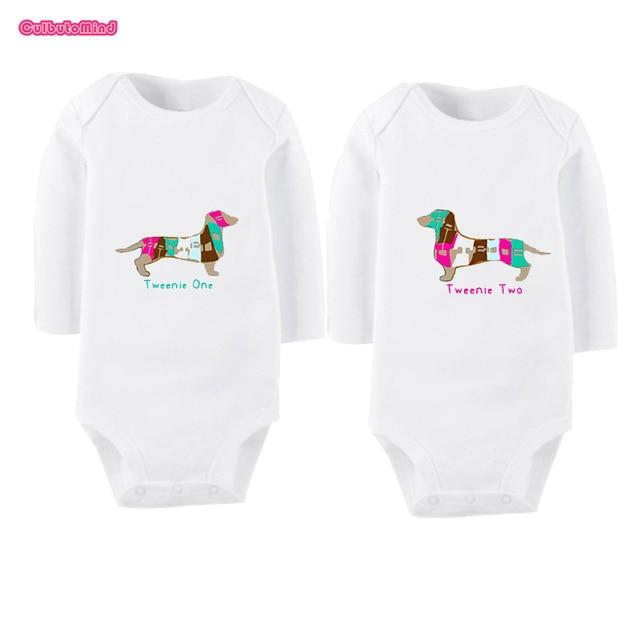 Twins Baby Clothes for Boy/Girl Newborn Twins Clothing Set Noveltydresskily-dresskily