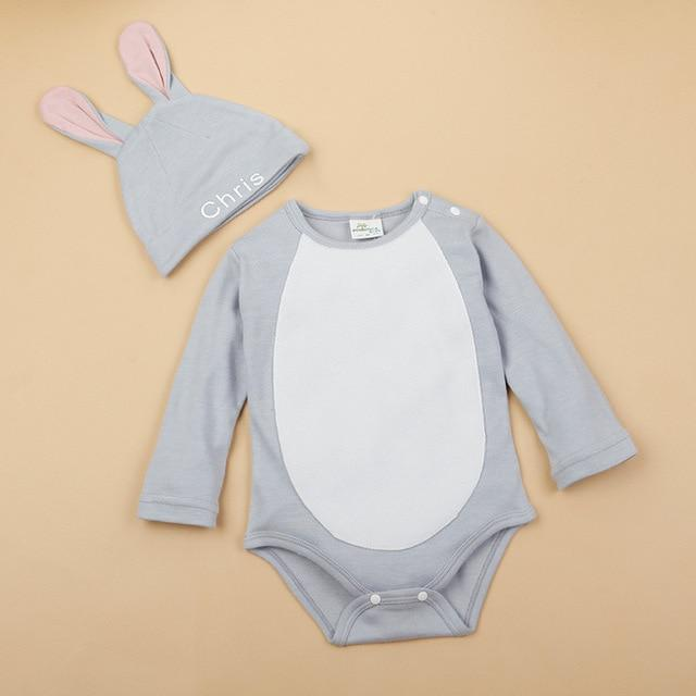 2017 Infant Romper Baby Boys Girls Jumpsuit New born Bebe Clothing Hoodeddresskily-dresskily