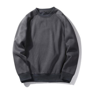 Covrlge 2017 Winter New Men's Hoodies Warm Thick Mens Sweatshirt Fashion Soliddresskily-dresskily