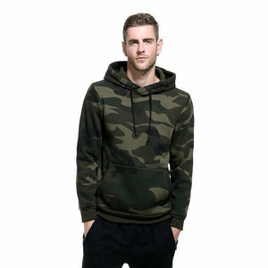 New Brand Fashion Hoodies With Fleece 2017 Winter WARM Mens kanye westdresskily-dresskily
