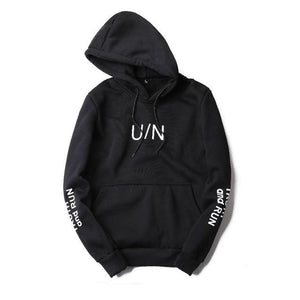 Hip Hop Street wear Brand Clothing Autumn Winter Men hoodie Cottondresskily-dresskily