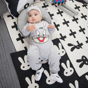 Baby Romper Infant Newborn Boy Bebes Clothes 2017 Toddler Body baby 0dresskily-dresskily