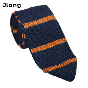 Men's Colourful Tie Knit Knitted Ties Necktie Narrow Slim Skinny Woven Cravatedresskily-dresskily