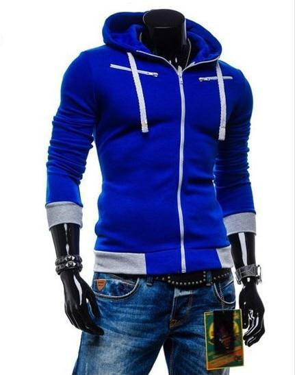 Cardigan Palace Men Hoodies Jacket Brand Fashion Hoodies Man Casual Hoodydresskily-dresskily